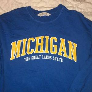 Michigan Long Sleeve